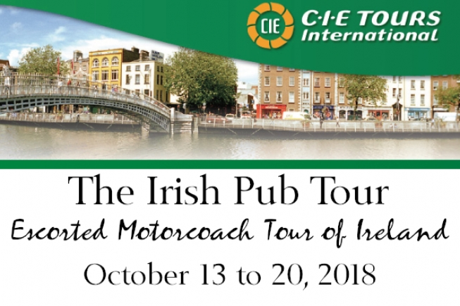 Irish Pub Tour