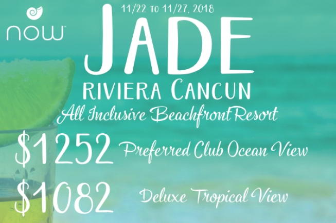 Now Jade Riviera